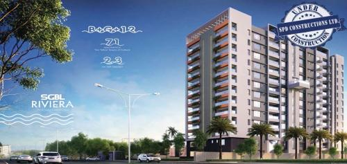 E CITY Project - Residential Building, Cuttack