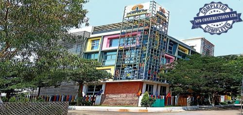 The Wisdom Tree Global School - Kindergarten, Bhubaneswar