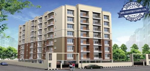 Odyssa Homes, Bhubaneswar